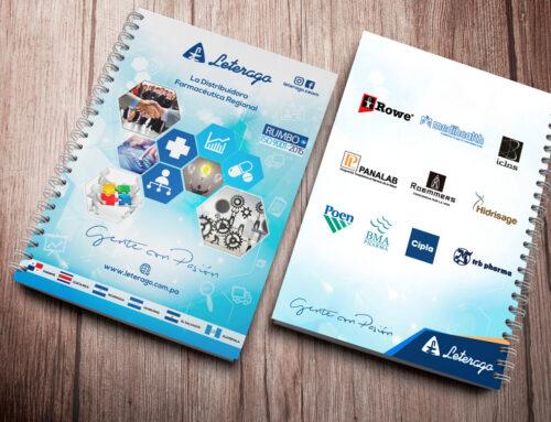 Diseño de Agenda – Leterago