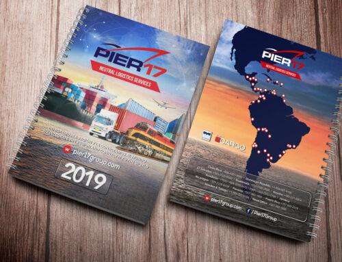 Diseño de Agenda – Pier 17